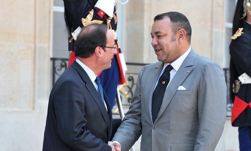 محمد السادس، ملك المغرب - 2.5 مليار دولار