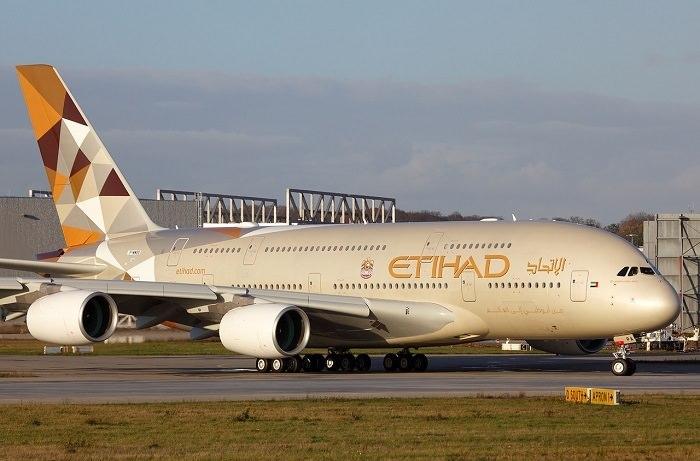 طيران الإتحاد الإماراتي