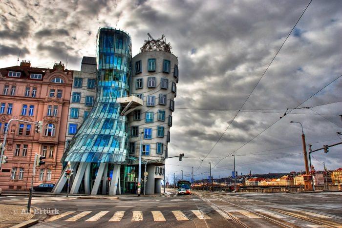 البيت الراقص - براغ، جمهورية التشيك