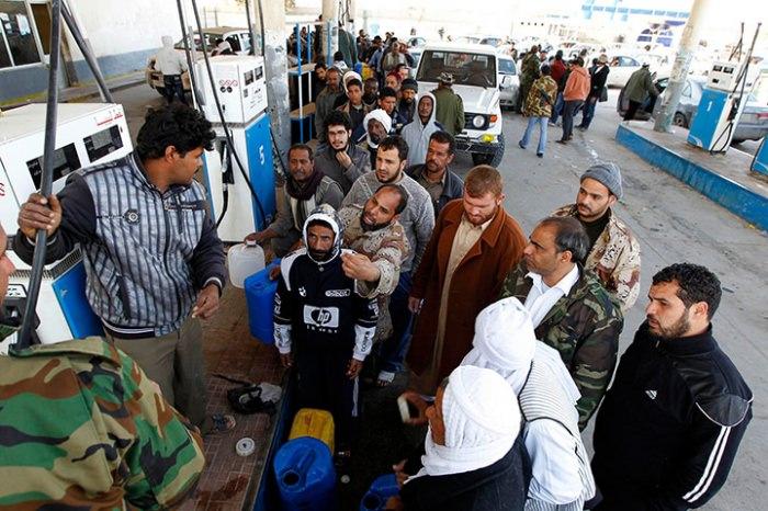 ليبيا - ما هو سعر البنزين؟