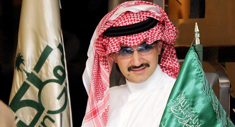 طائرة الأمير السعودي الوليد بن طلال