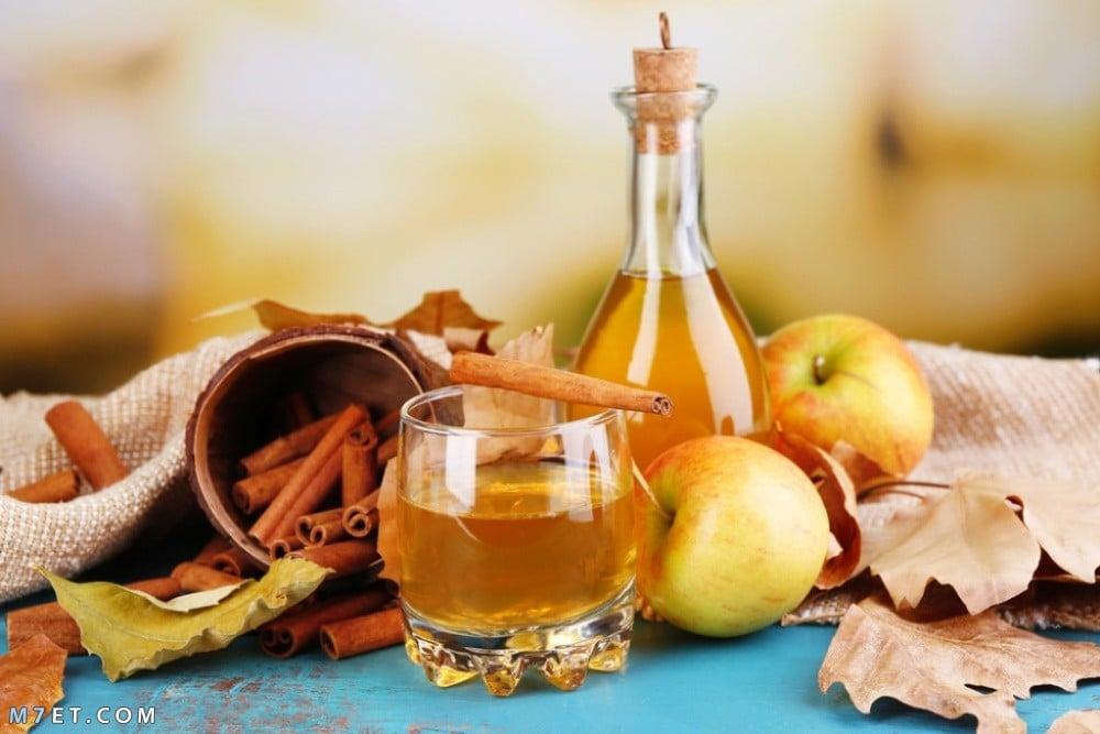 خل التفاح والعسل
