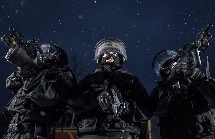 قوات كوبرا لقيادة العمليات «EKO Cobra» - النمسا