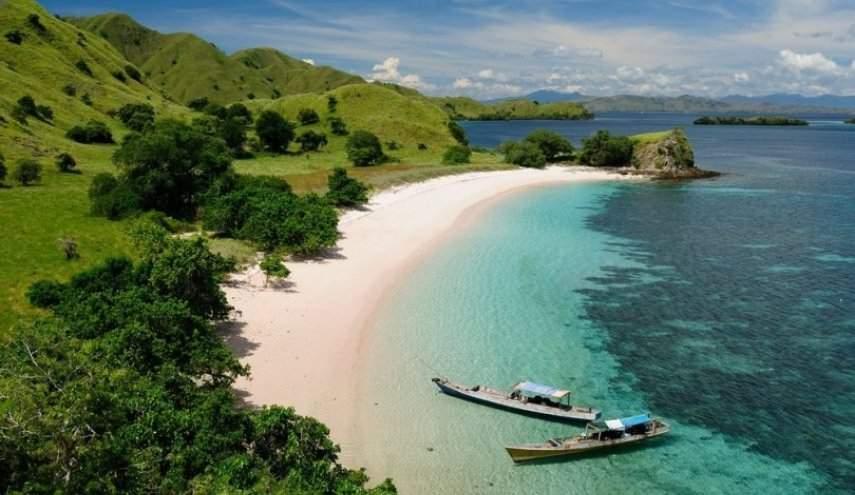 جزيرة كومودو (اندونيسيا)