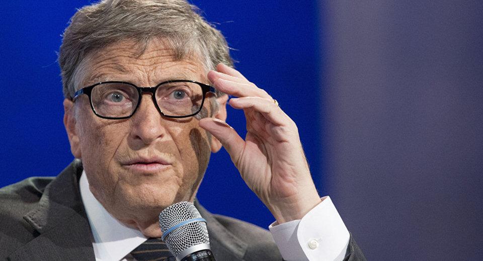 بيل جيتس Bill Gates