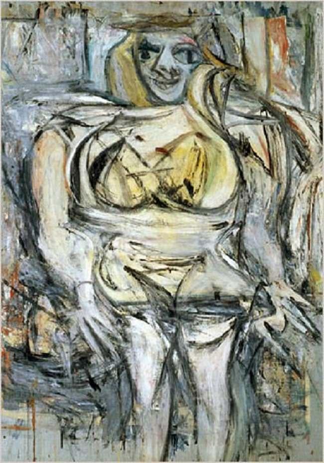 لوحة Woman III - ثمنها 137.5 مليون دولار