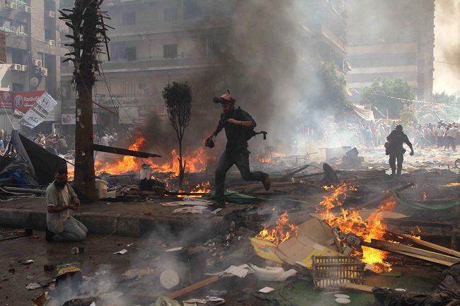 فض اعتصامي رابعة العدوية والنهضة - عدد الوفيات 670 إلى 2،600 شخص