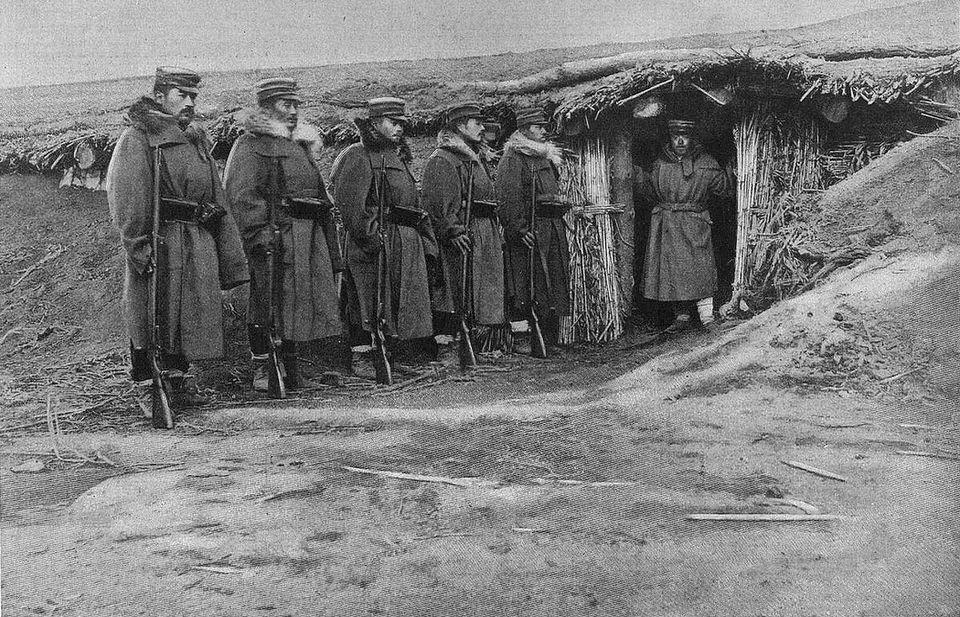المركز الخامس: اليابان – الجيش الياباني الإمبراطوري