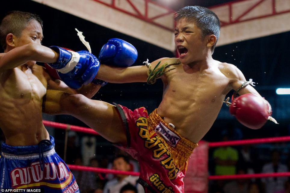 الملاكمة التايلاندية أو الموياي تاي - Muay Thai