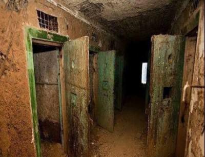 سجن تَدمُر العسكري   سوريا