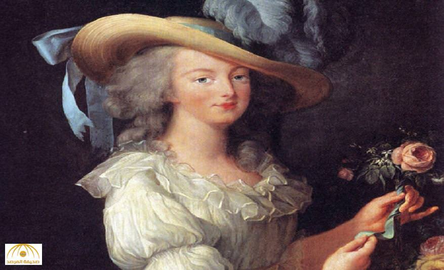 الملكة ماري أنطوانيت