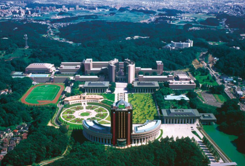 جامعة طوكيو في اليابان