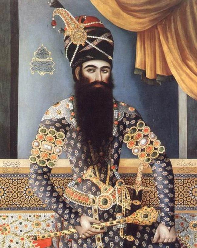 سلالة قاجار - مدة الحكم 128 عام
