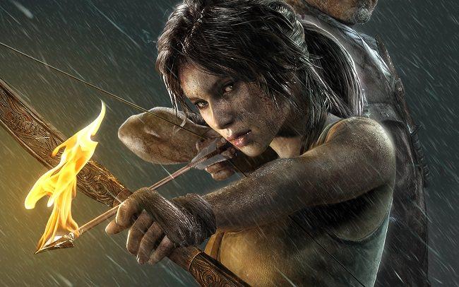 Tomb Raider تومب رايدر - 100 مليون دولار