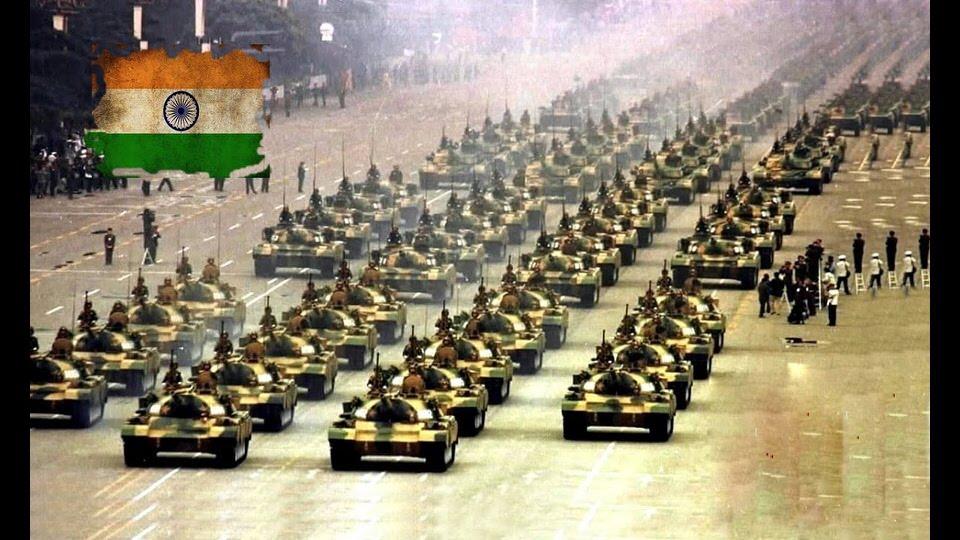 المركز الرابع: الهند – الجيش الهندي