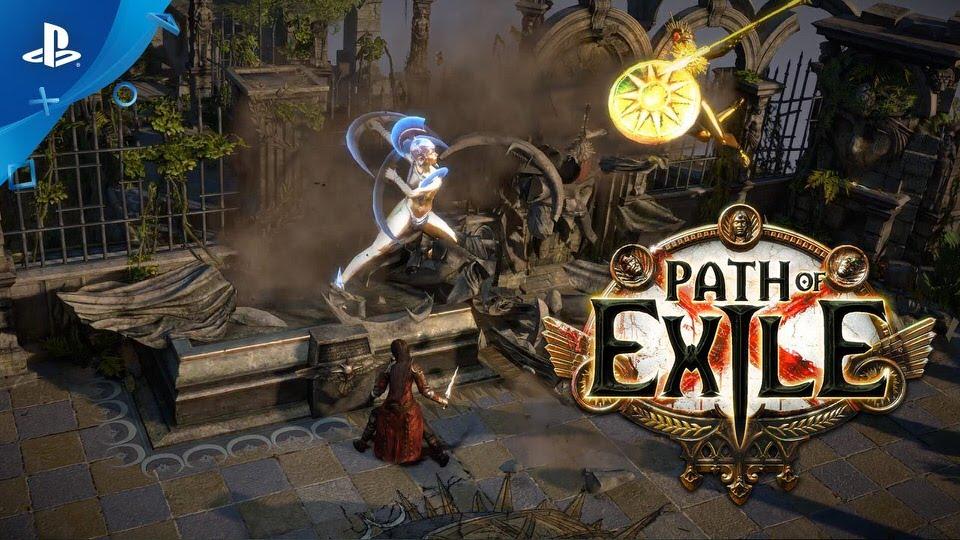 لعبة Path of Exile اون لاين للكمبيوتر