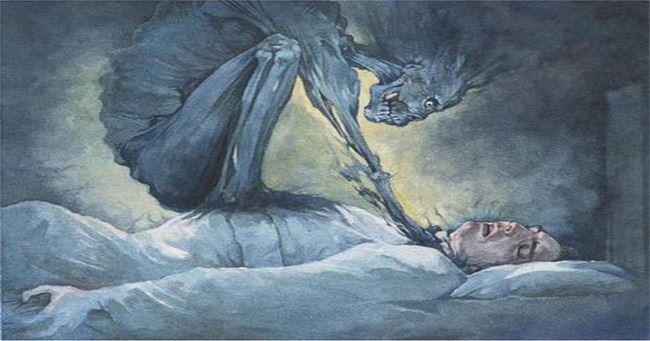 أنواع شلل النوم أو الجاثوم