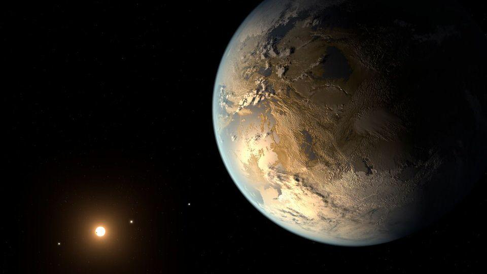 كوكب Kepler-438b