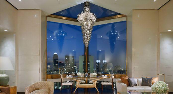 تي واي وارنر بنتهاوس، فندق فور سيزونز، نيويورك