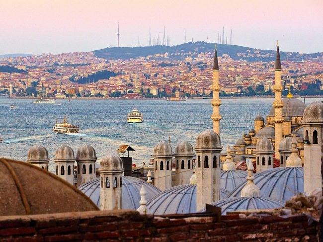 اسطنبول، تركيا - 12.56 مليون سائح