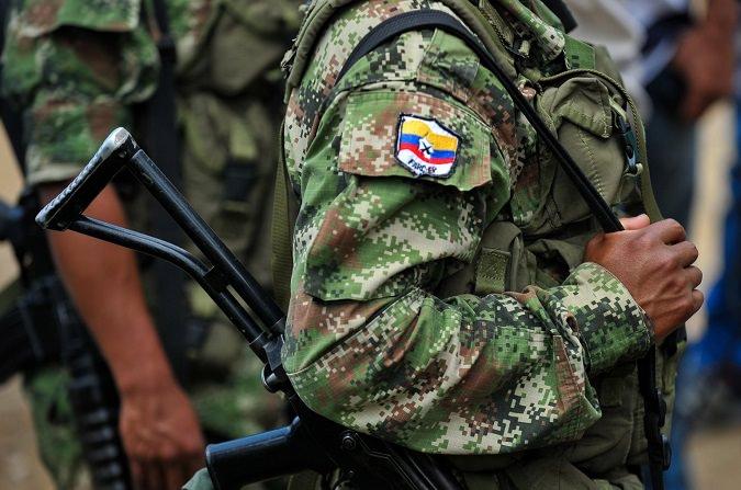 القوات المسلحة الثورية في كولومبيا - FARC