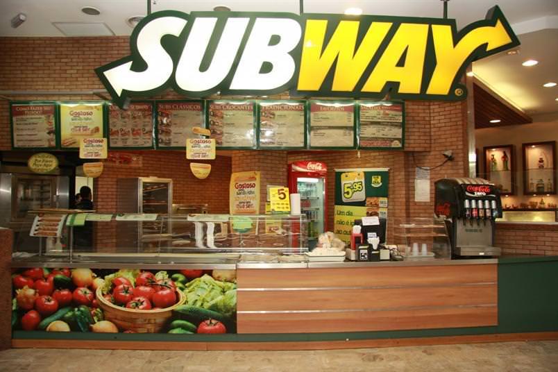 Subway - عدد الفروع العالمية 42070