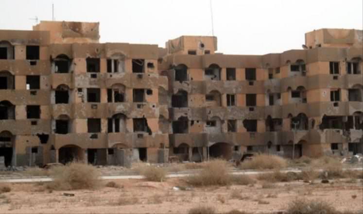 تاورغاء، ليبيا