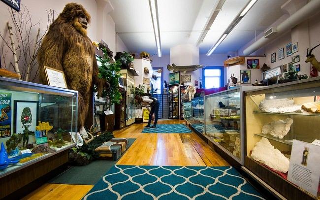 متحف الحيوانات الخرافية الدولي - الولايات المتحدة