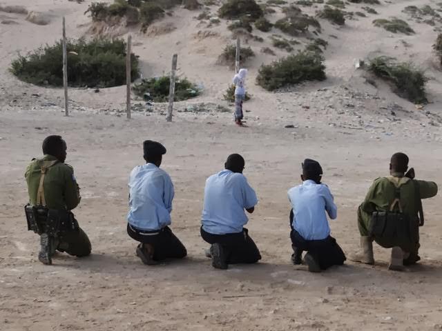 الصومال - 14 عمليات إعدام