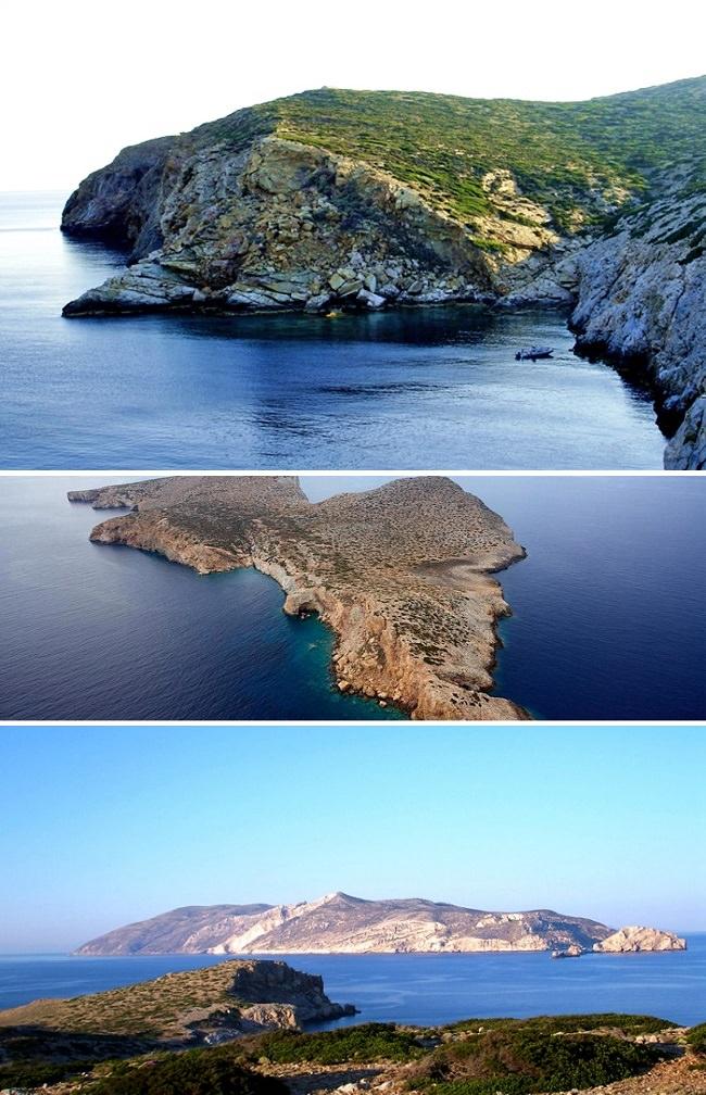 جزيرة كارديوتيسا Kardiotissa Island - بـ 7.2 مليون دولار