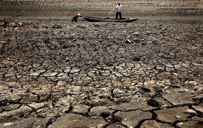 الجفاف الكبير في الصين بين عامي 1876 و 1879 - 9 مليون شخص