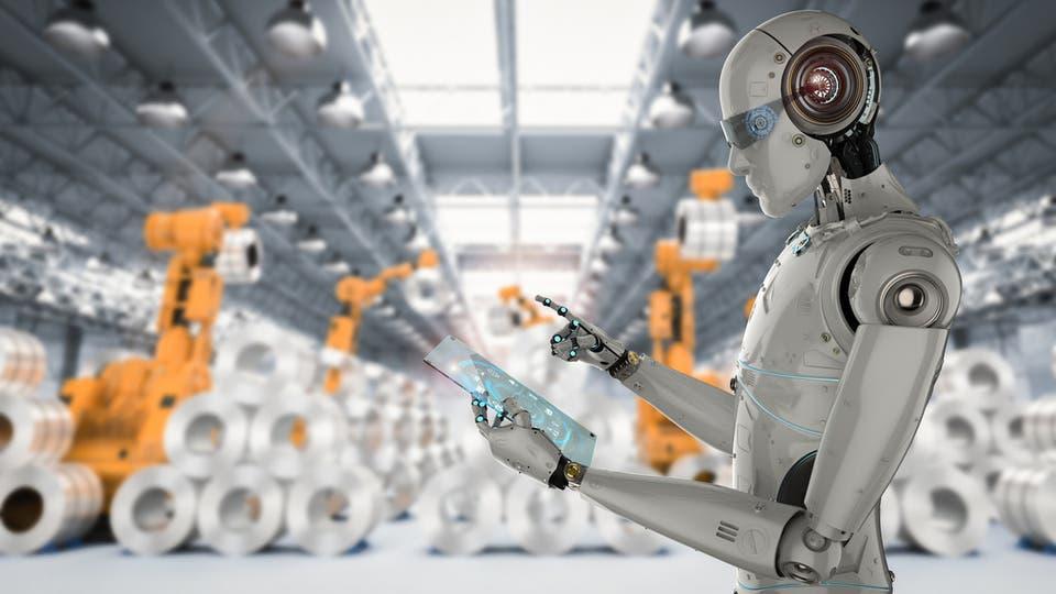 روبوتات تستطيع المبارزة