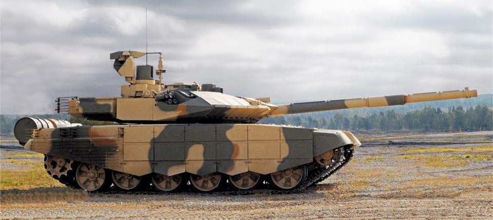 تي-90 إيه أم - روسيا