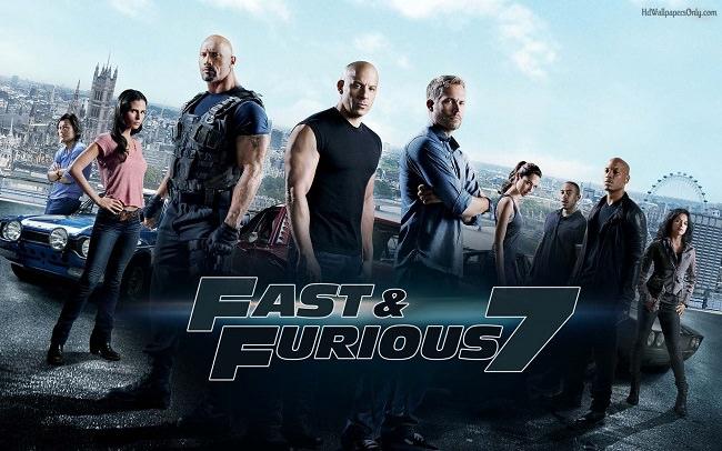 Fast & Furious 7 - مجموع الإيرادات 1.511 مليار دولار