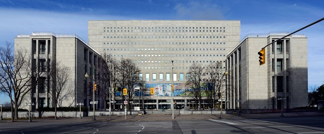 المكتبة والأرشيف الكندي - 54 مليون كتاب