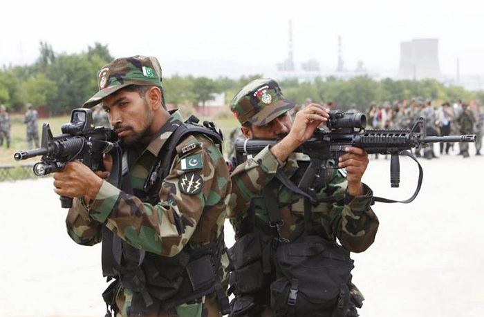 مجموعة الخدمات الخاصة «SSG» - الباكستان