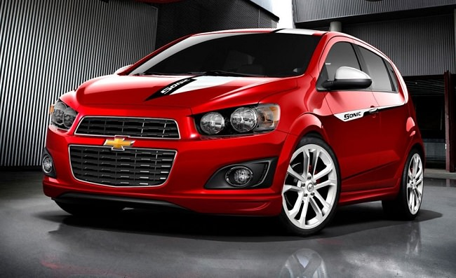 شيفرولي سونيك - Chevrolet Sonic