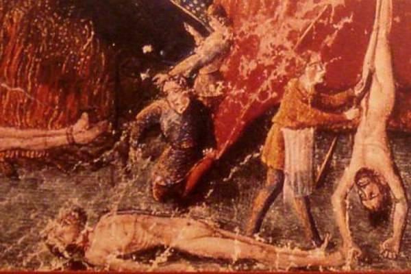 الصليبيون ومذبحة أنطاكية