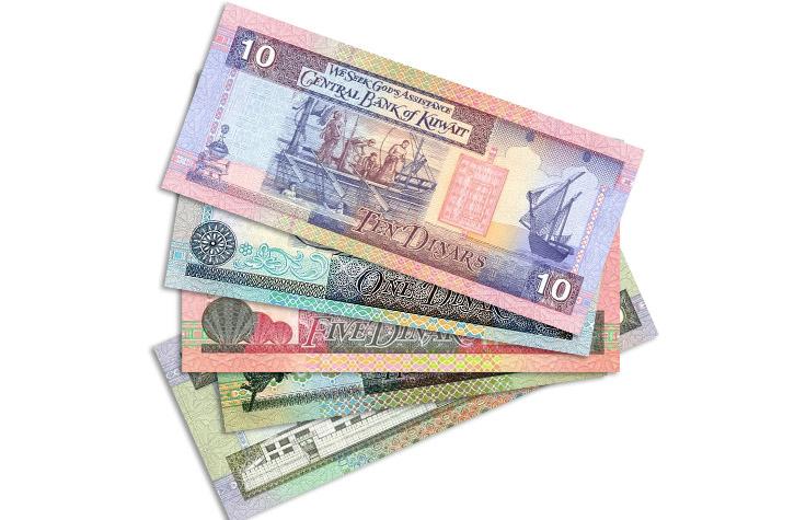 الدينار الكويتي - اعلى الـ عملات قيمة، يعادل 3.42 دولار أمريكي